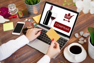 comercialización digital del vino